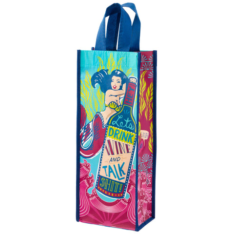 RECYCLED WINE BAG MERMAID (S18)