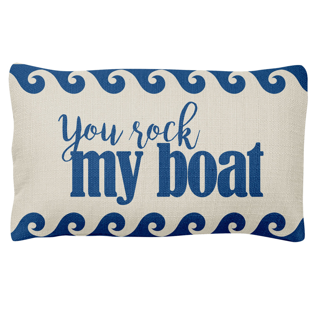 LUMBAR PILLOW BOAT (F18)