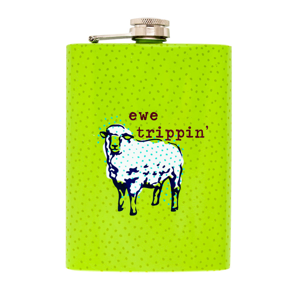 FLASK  SHEEP