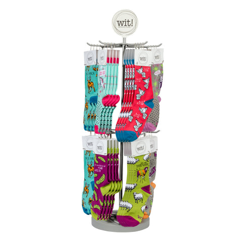 SOCK DISPLAY PACKAGE