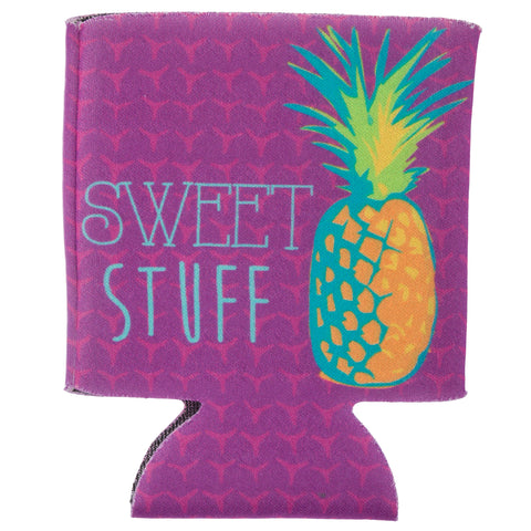 CAN COOLER PINEAPPLE
