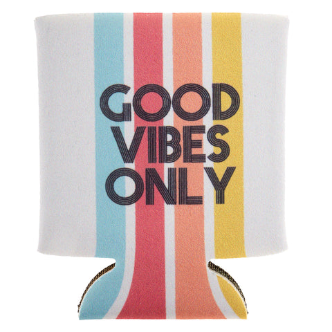 CAN COOLER GOOD VIBES ONLY (S20)