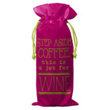 WINE BAG  STEP ASIDE COFFEE (S17)