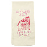 TEA TOWELS BARN