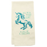 TEA TOWELS UNICORN
