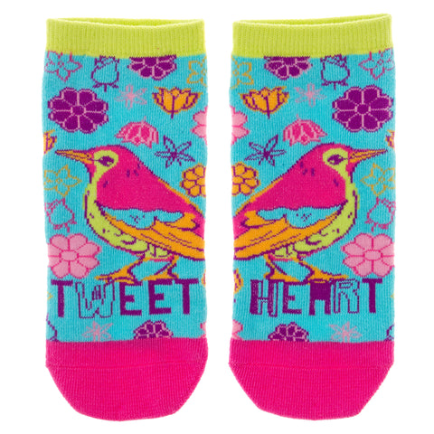 ANKLE SOCKS BIRD (S19)