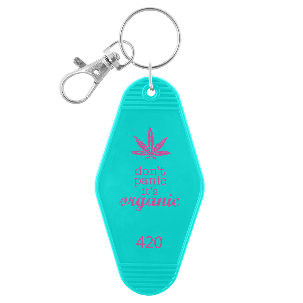 HOTEL KEY CHAIN WEED (S19)