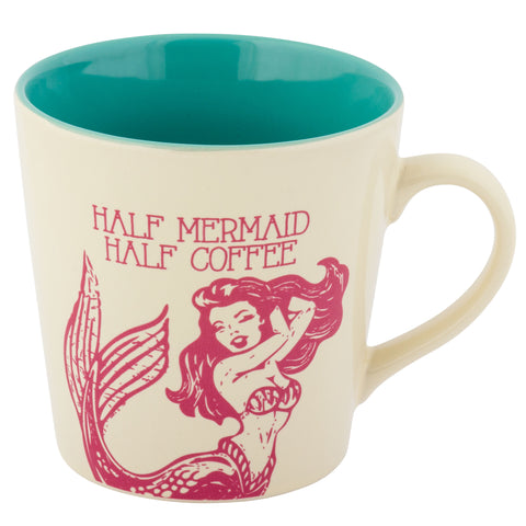 MUGS MERMAID (S18)