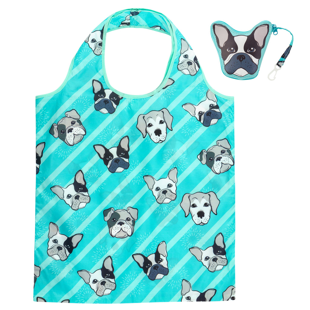 SHOPPING TOTE DOG (S19)