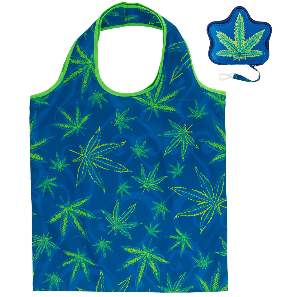 SHOPPING TOTE WEED (S19)
