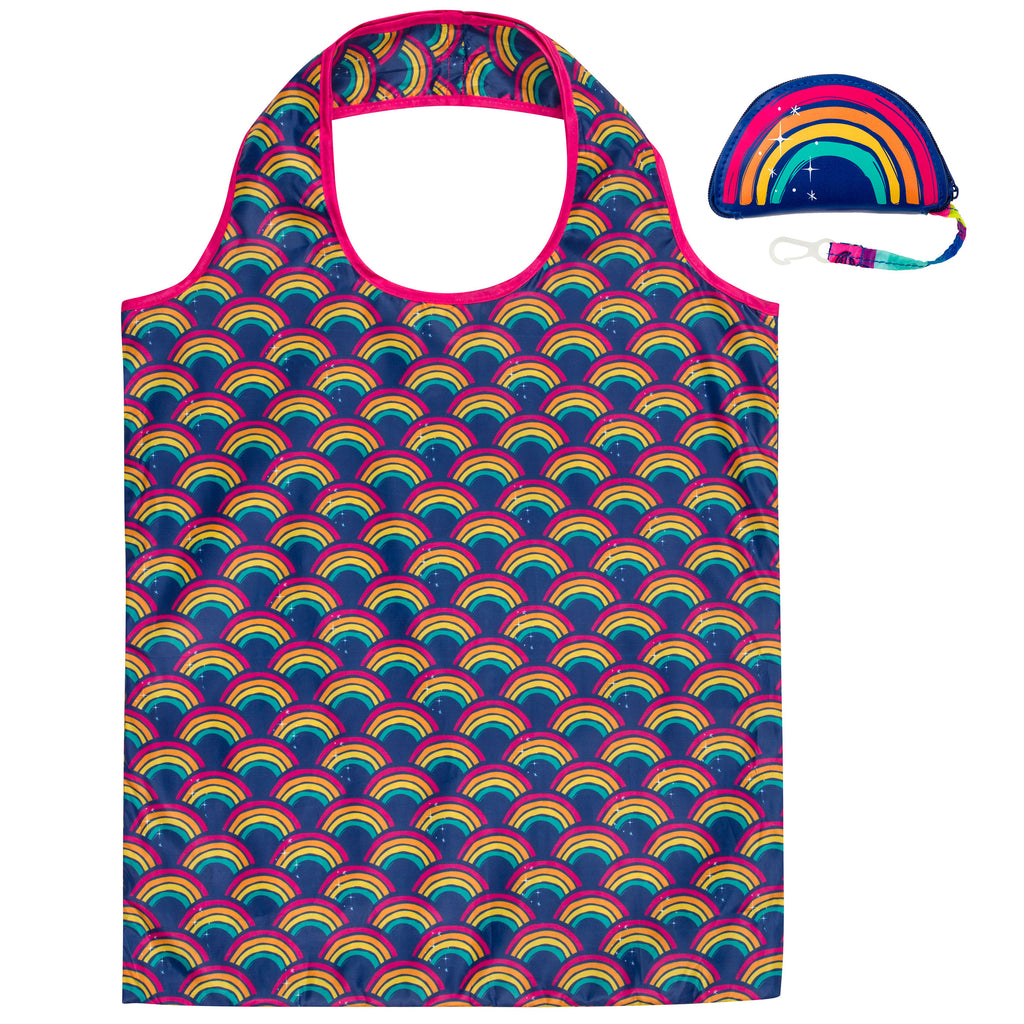 SHOPPING TOTE RAINBOW (S19)