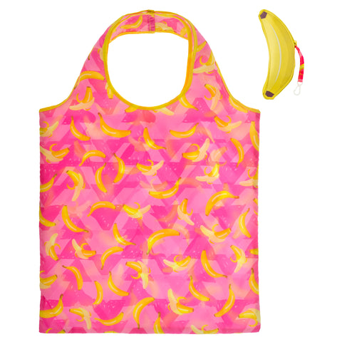 SHOPPING TOTE BANANA (S19)