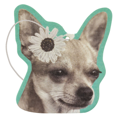 SHAPED AIR FRESHENER DOG OCEAN (F19)