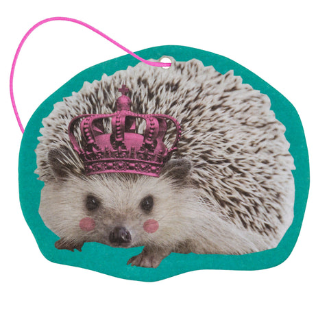 SHAPED AIR FRESHENER HEDGEHOG VANILLA (F19)