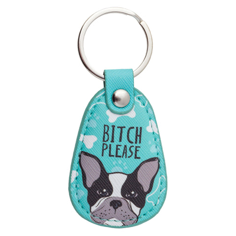RETRO KEY CHAIN DOG (F19)