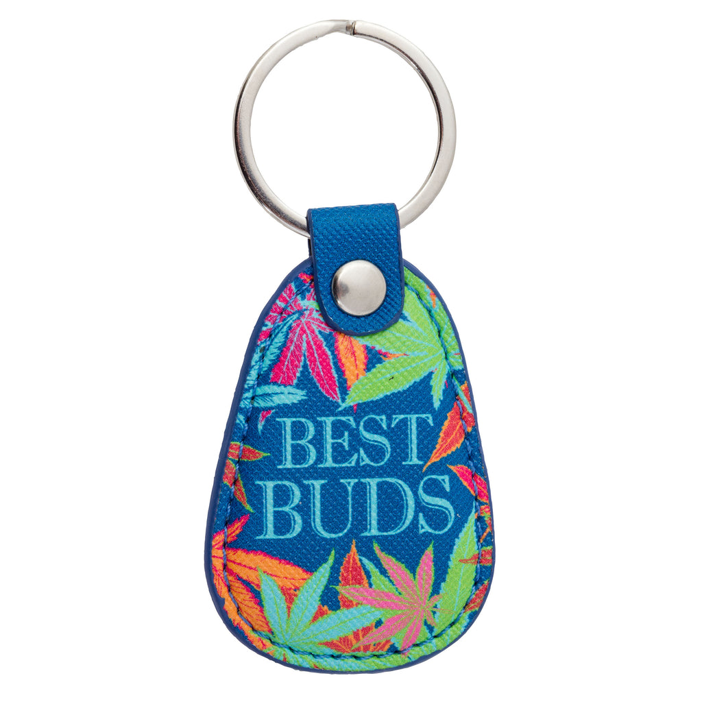 RETRO KEY CHAIN WEED (F19)