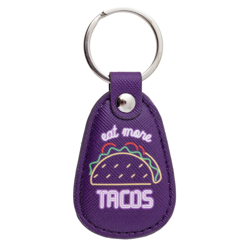 RETRO KEY CHAIN TACO (F19)