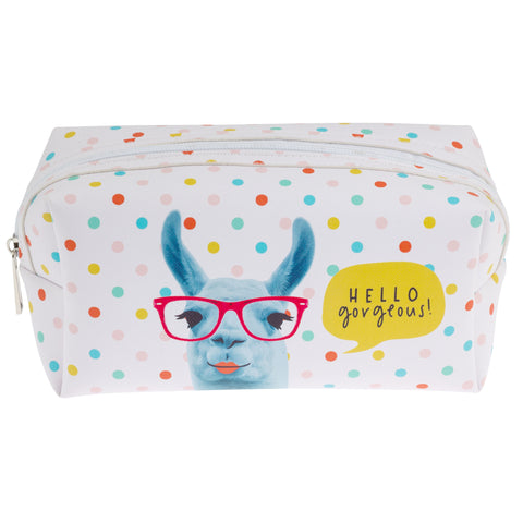 TOILETRY BAG LLAMA (F19)