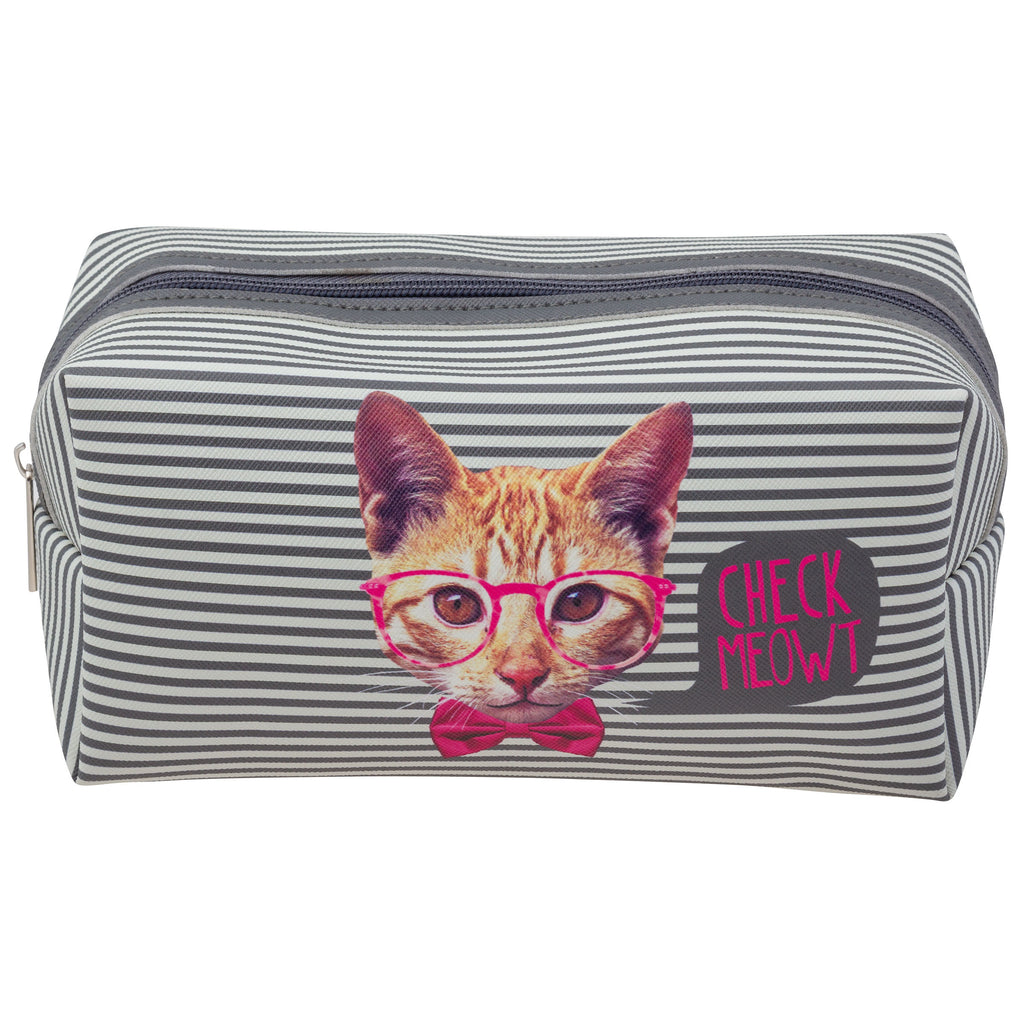 TOILETRY BAG CAT (F19)