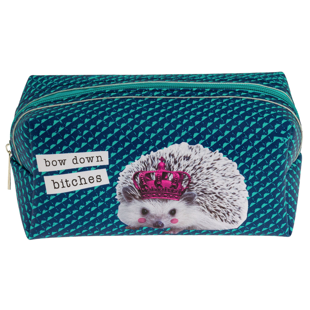TOILETRY BAG HEDGEHOG (F19)