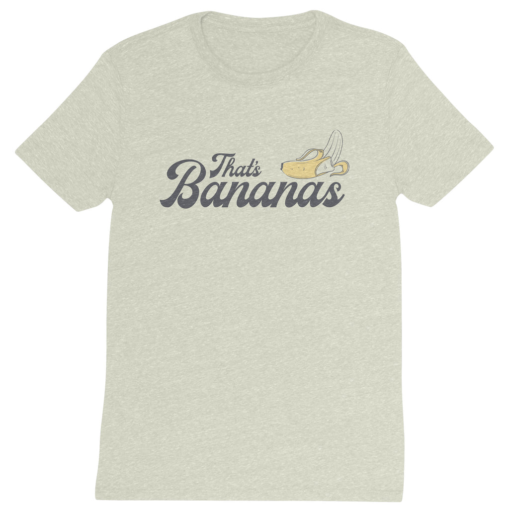 DISTRESSED T SHIRT BANANAS (F19)