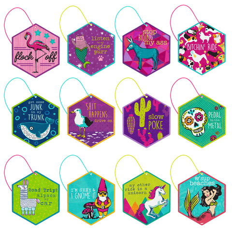 AIR FRESHENER ASSORTMENT (S18)