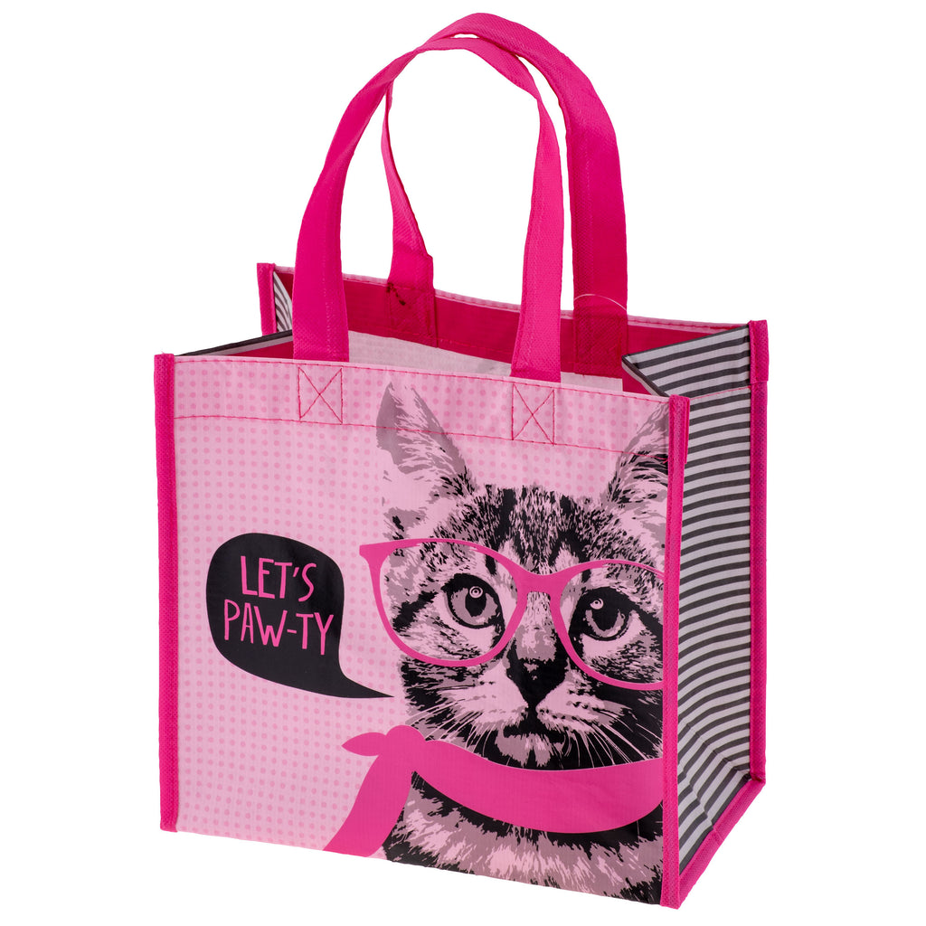 MEDIUM GIFT BAG CAT (S20)