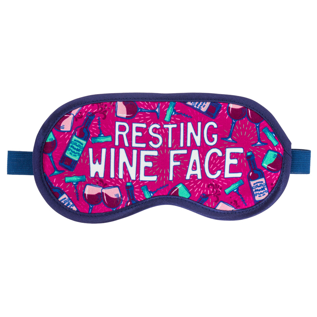 SLEEP MASK WINE (OCT18)