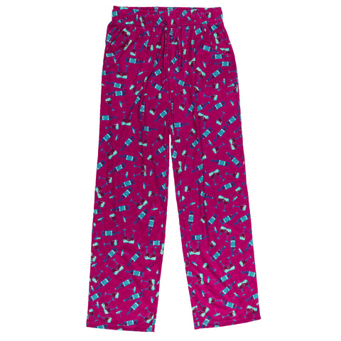 PJ PANTS WINE (S19)