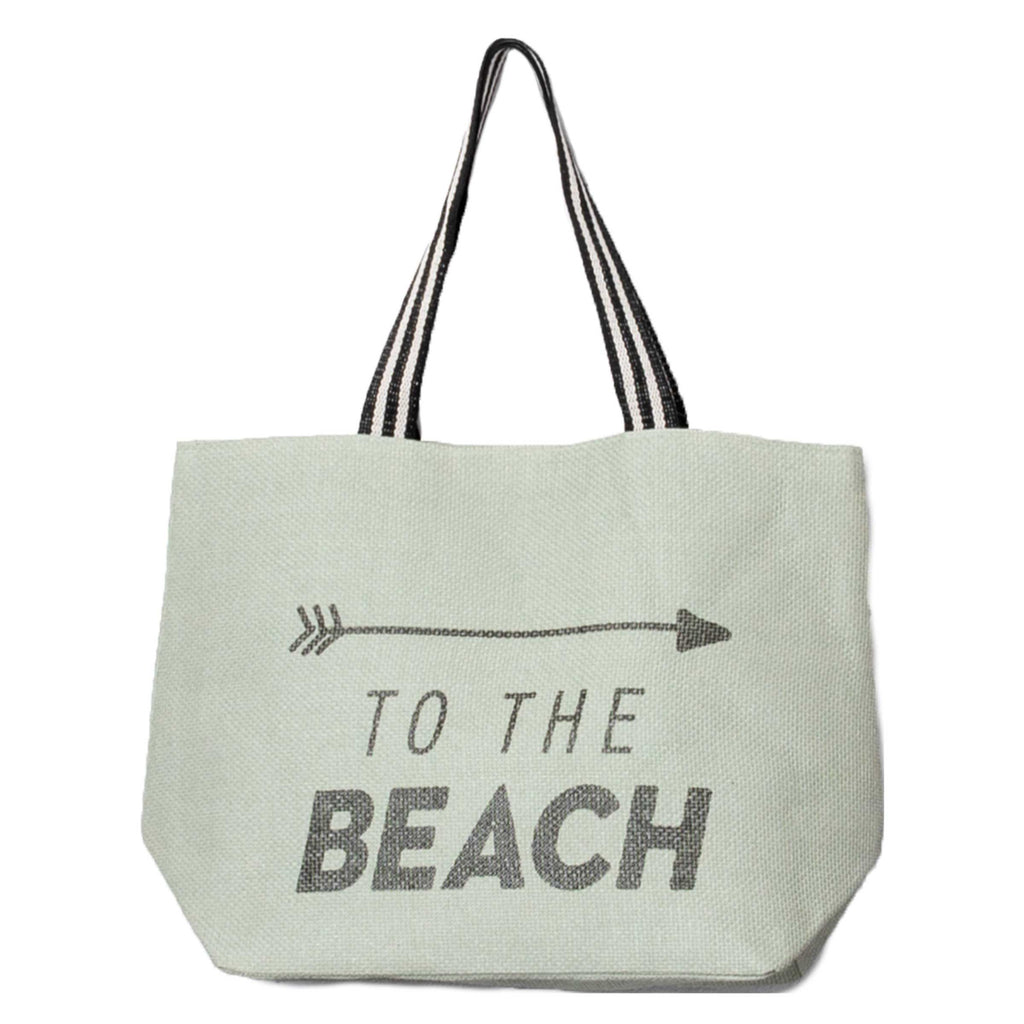 STRAW BEACH TOTE TO THE BEACH (S20)