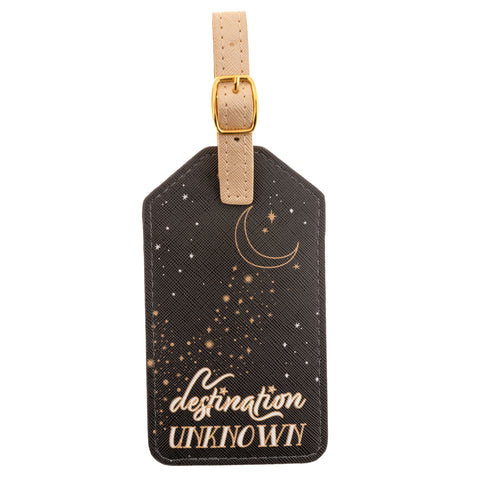 LUGGAGE TAG DESTINATION UNKNOWN (S20)