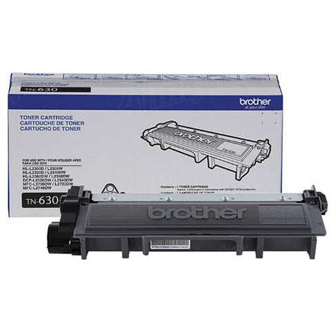 Brother HL-L2300D L2320D L2340DW L2380DW DCP-L2520DW L2540DW MFC-L2700DW L2720DW L2740DW Toner Cartridge (1200 Yield)