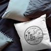 State Illustration pillows