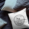 Louisiana State Throw Pillow
