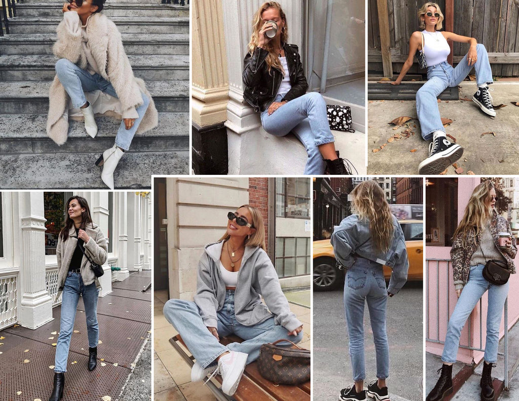 Trending: Light Denim