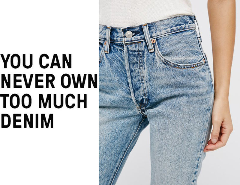 All New Denim!