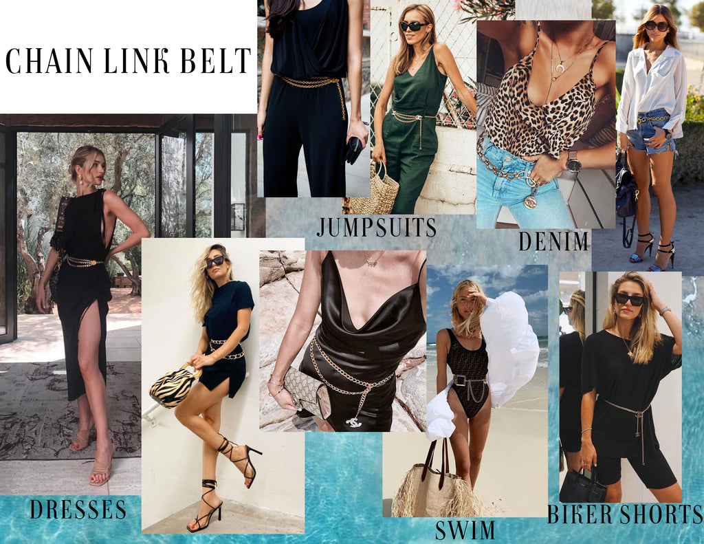 Chain Link Belts