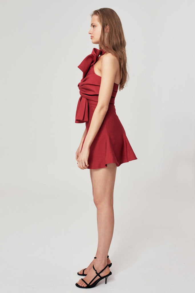 C/MEO Collective Each Other Mini Dress