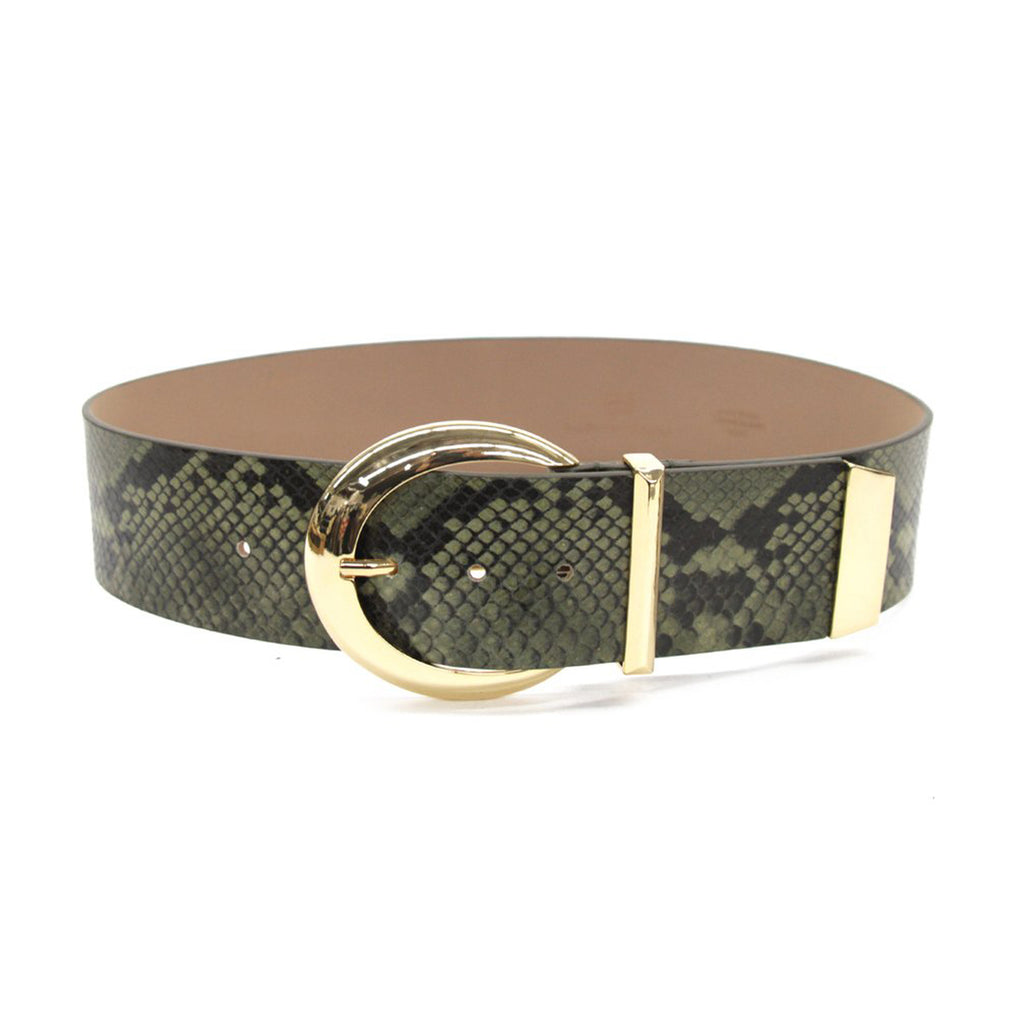 B-Low The Belt Kate Python Belt