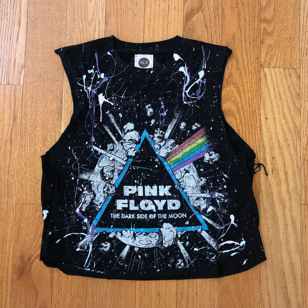 NUE Collection Pink Floyd Band Tee
