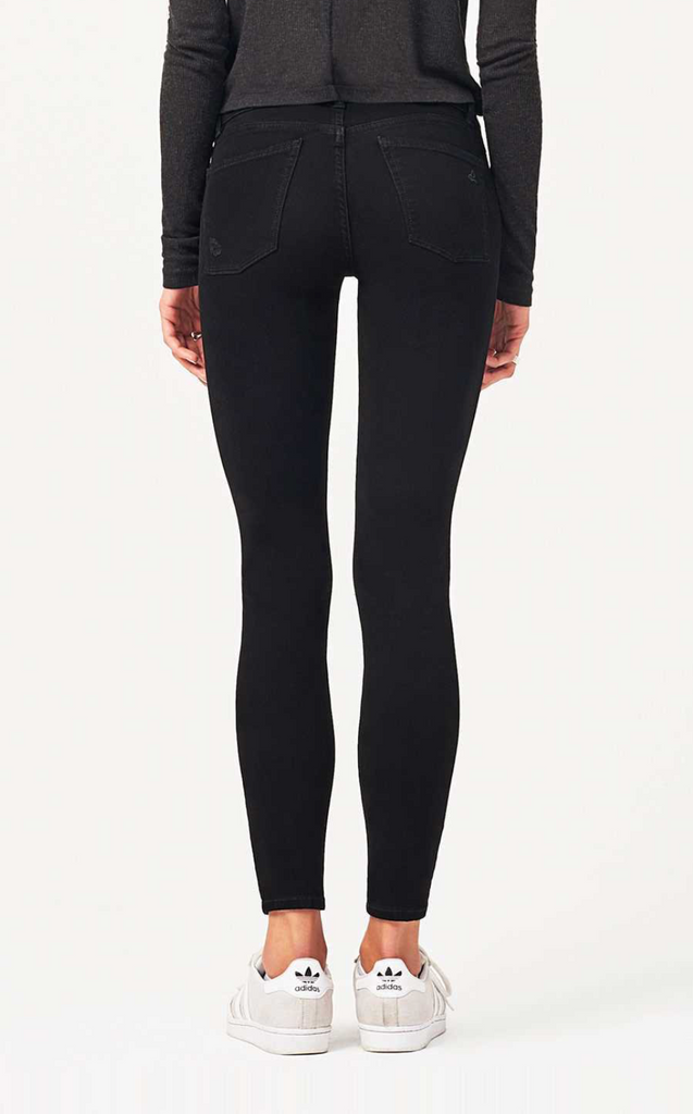 DL1961 Emma Mid Rise Skinny in Deep Space