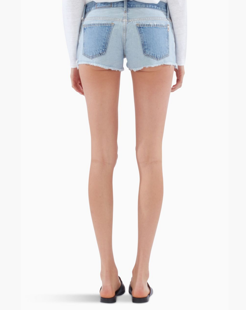 Siwy Denim Britney Low Rise Short in When I'm With You