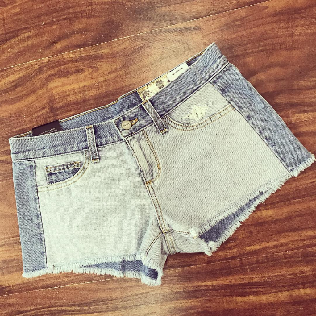 Siwy Denim Britney Low Rise Short