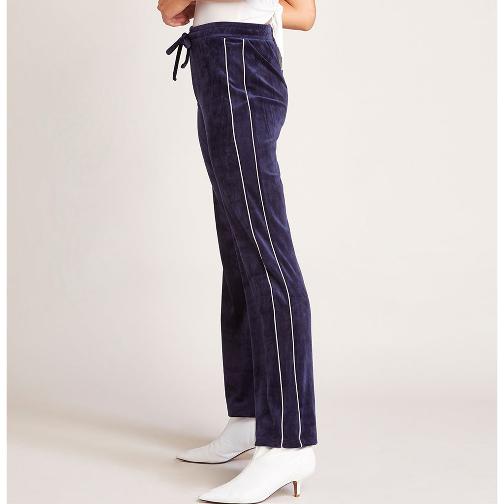 BB Dakota Sporty Spice Velour Pant