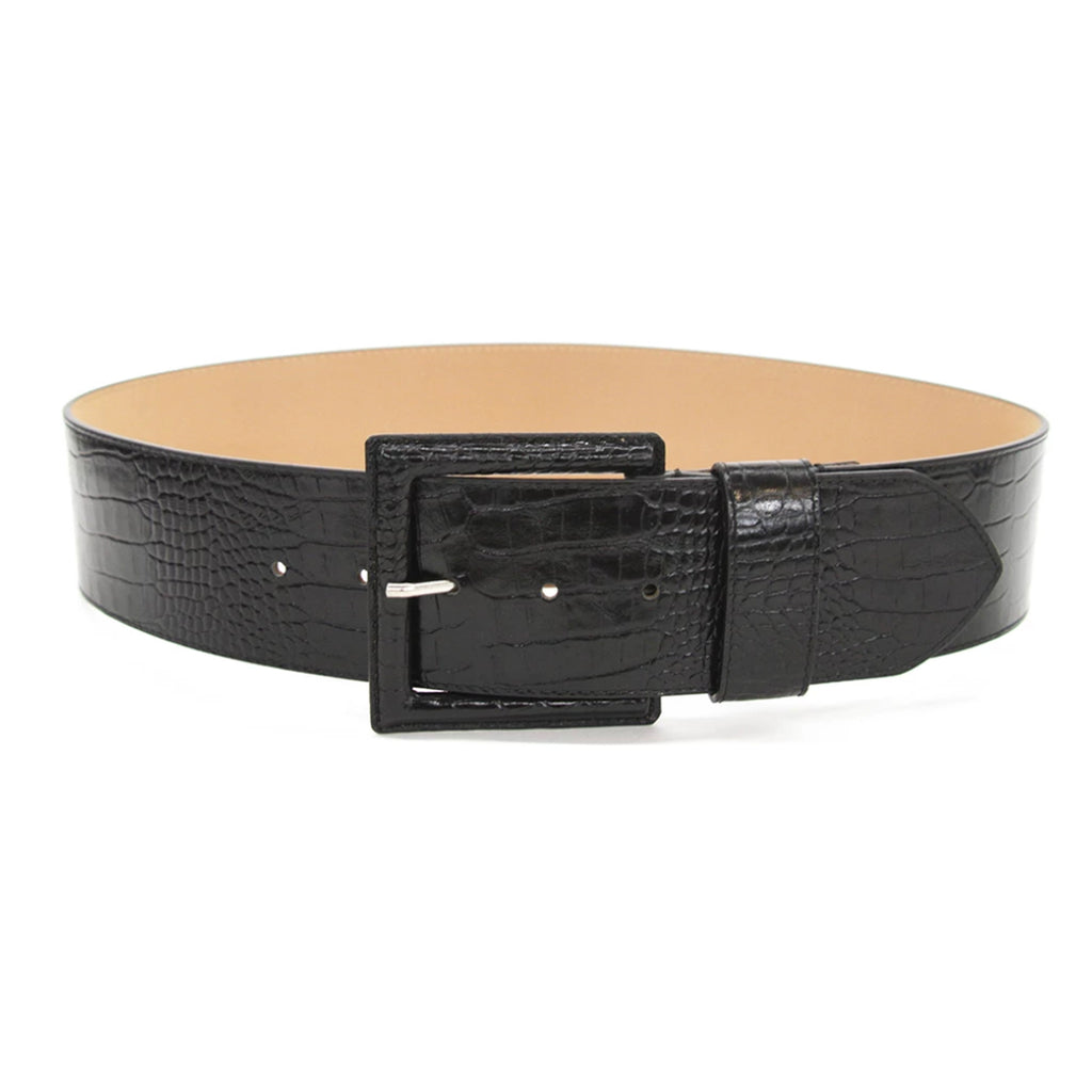 B-Low The Belt Ana Croc Belt