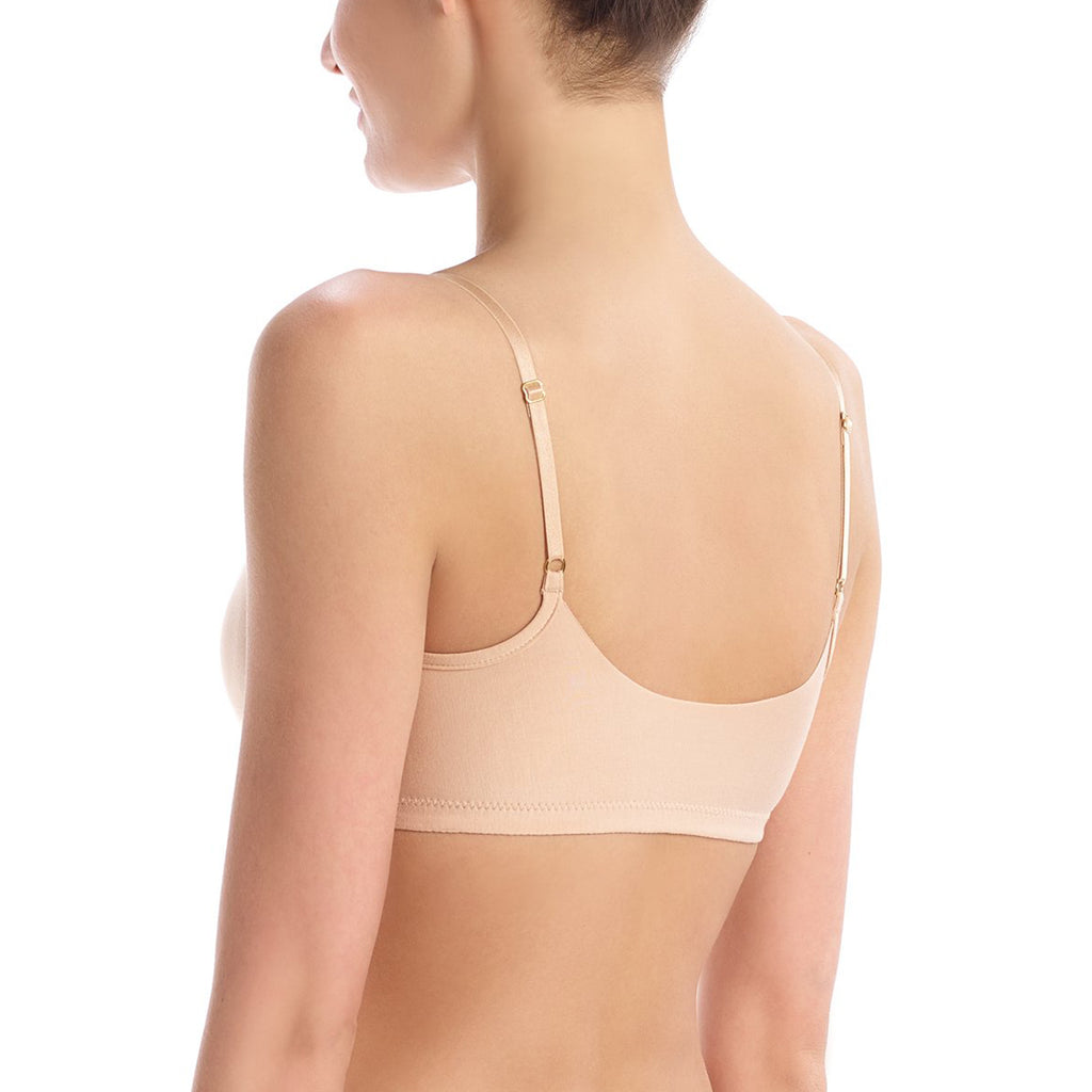 Commando Butter Bralette in Beige