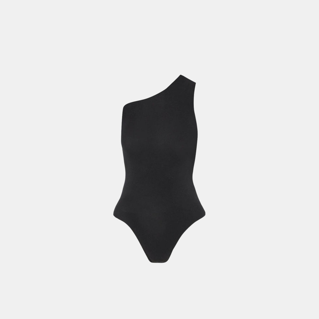 Commando Faux Leather High Waisted Legging with Perfect Control in Green Croc