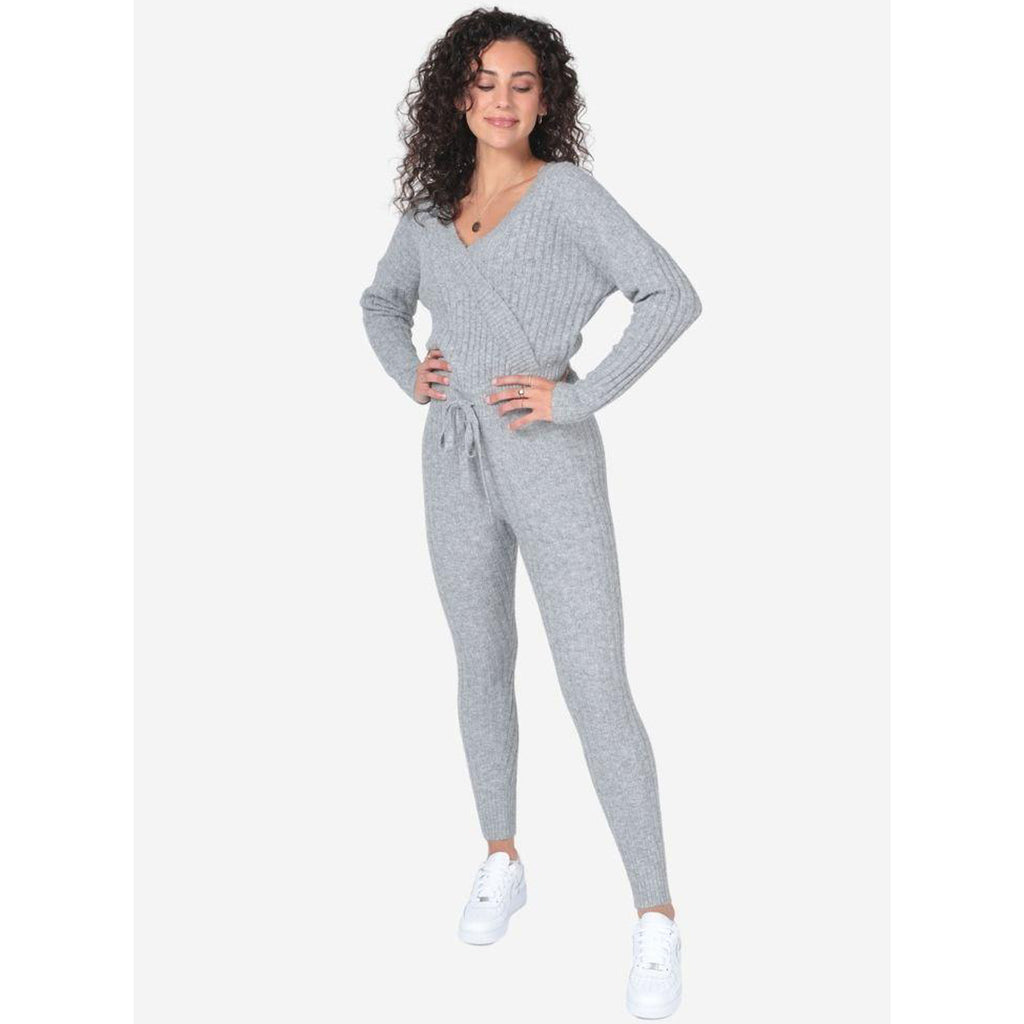 Central Park West Juniper Knit Jumpsuit