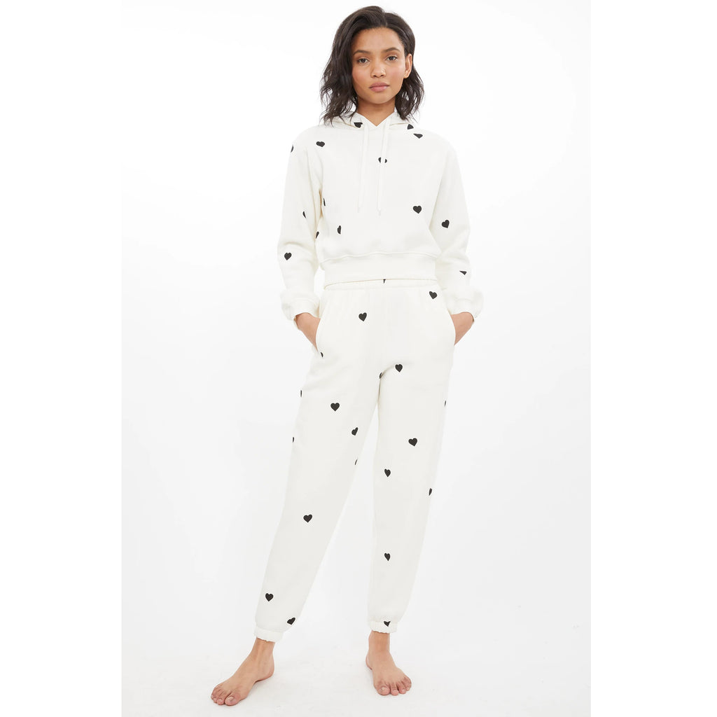 Generation Love Athena Ruffle Skirt in Light Purple Tie Dye
