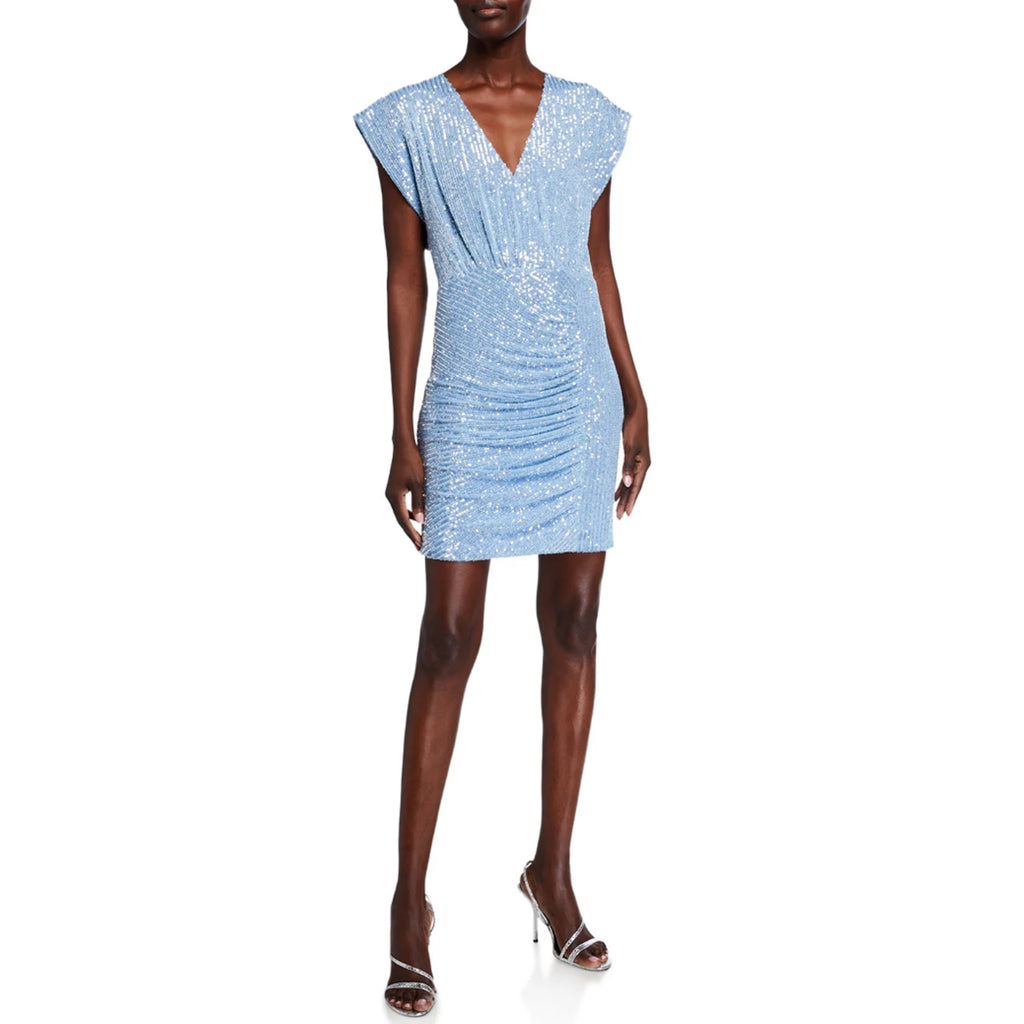 Jay Godfrey Evie Sequin Mini Dress